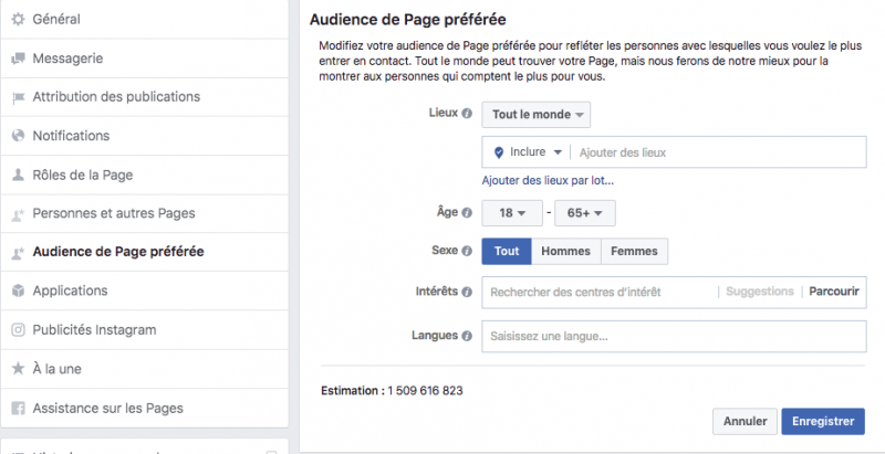 audience-page-preferee-facebook-community-management-tooap