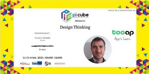 Picube x Tooap Focus de l'innovation #5 : Design thinking